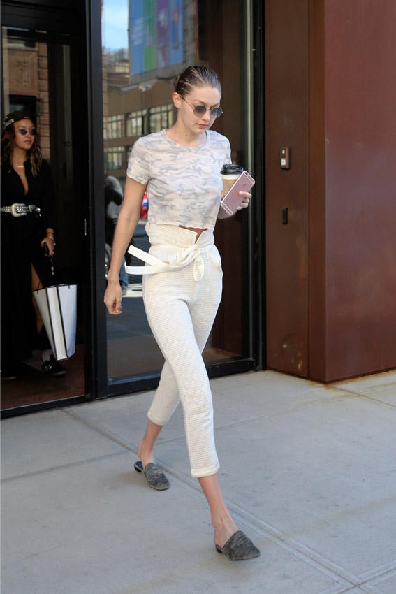 Gigi Hadid en el punto de mira: ¿está demasiado delgada?