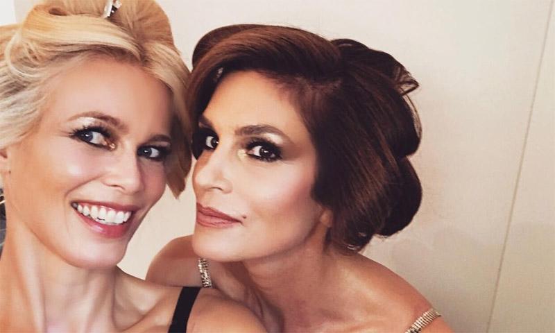 Estas dos revelaciones de los 'selfies' de Cindy Crawford te van a sorprender
