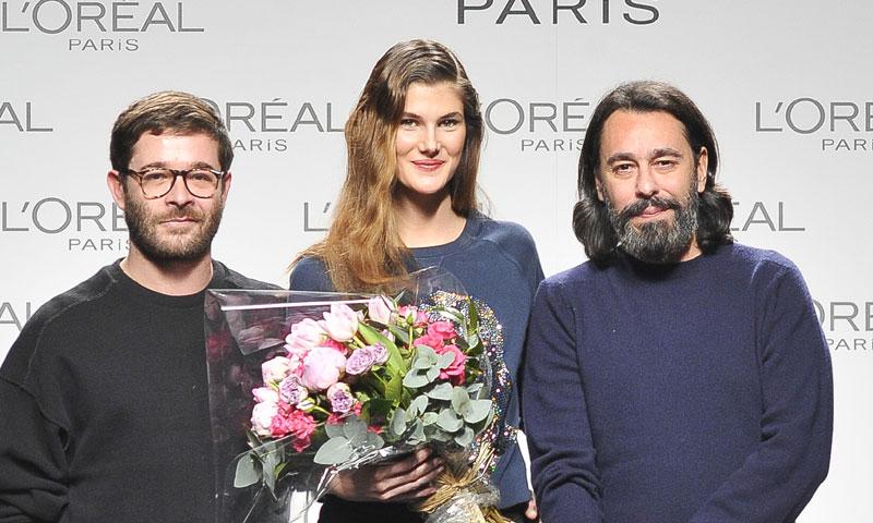 Así es Lucía López, la mejor modelo de la 67ª edición de Fashion Week Madrid