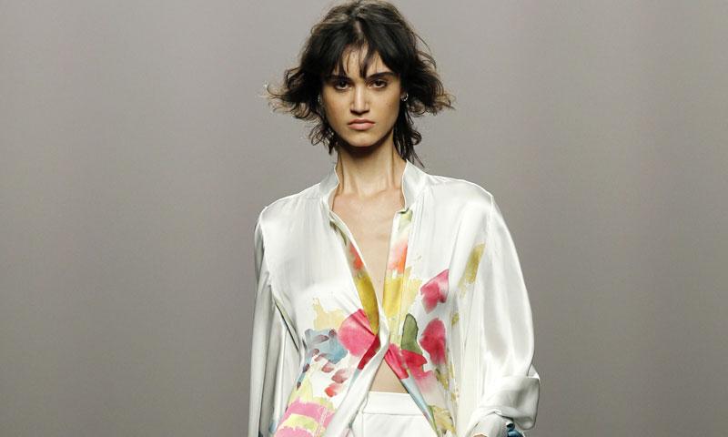 Claudia Martín: 'Una modelo necesita lo mismo que toda mujer para triunfar, actitud'