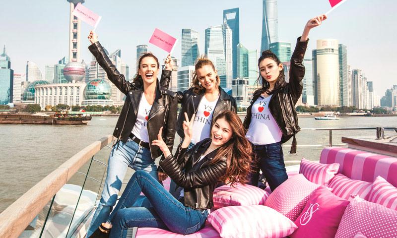 ¿Qué están haciendo los 'ángeles' de Victoria's Secret en las semanas previas al Fashion Show?
