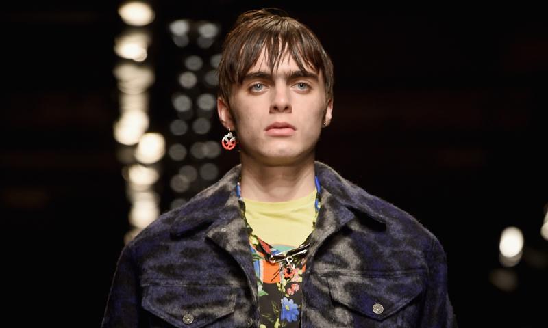 Lennon Gallagher, una nueva estrella emergente dentro del mundo de los 'top models'