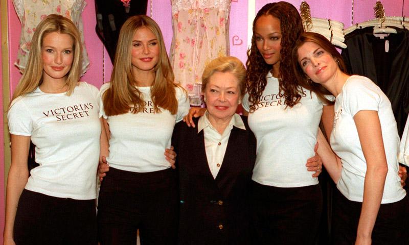 ¿Las recuerdas? Así fue la época dorada del Victoria's Secret Fashion Show