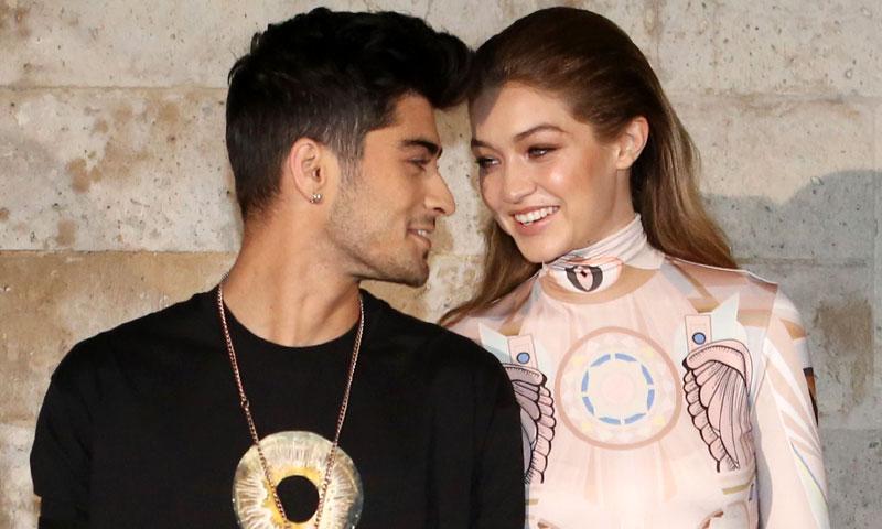 Tras el beso, la gran incógnita: ¿Gigi Hadid y Zayn Malik se han reconciliado?
