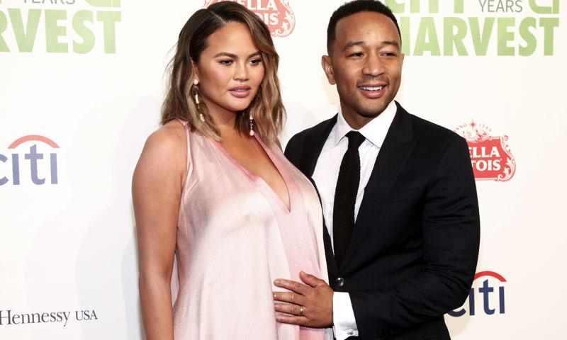 Chrissy Teigen y John Legend dan la bienvenida a su segundo hijo