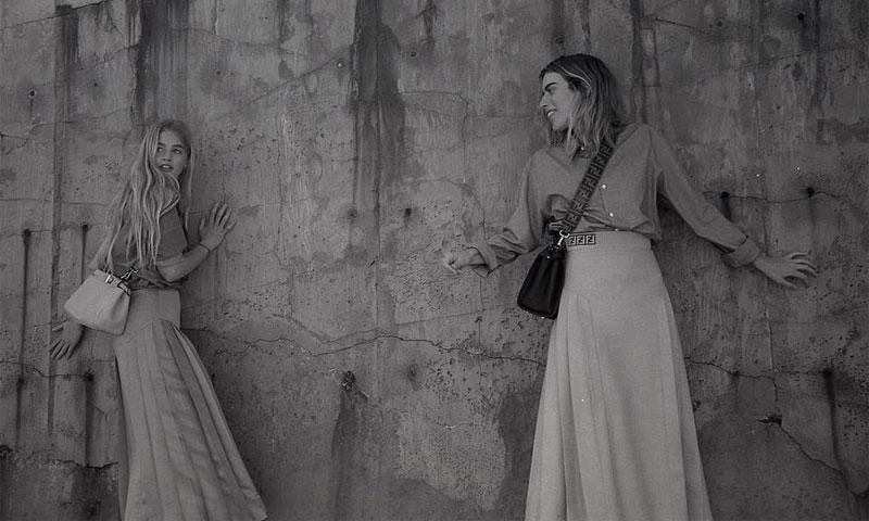 ¿Quiénes son las hijas de actores que triunfan en la moda?