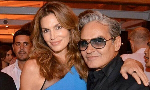 Cindy Crawford y Oribe
