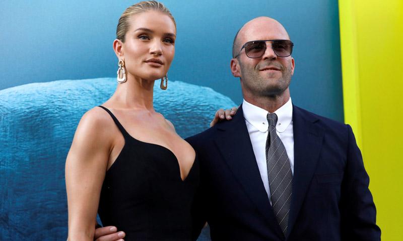 Los detalles que faltaban sobre la esperada boda de Rosie Huntington-Whiteley y Jason Statham