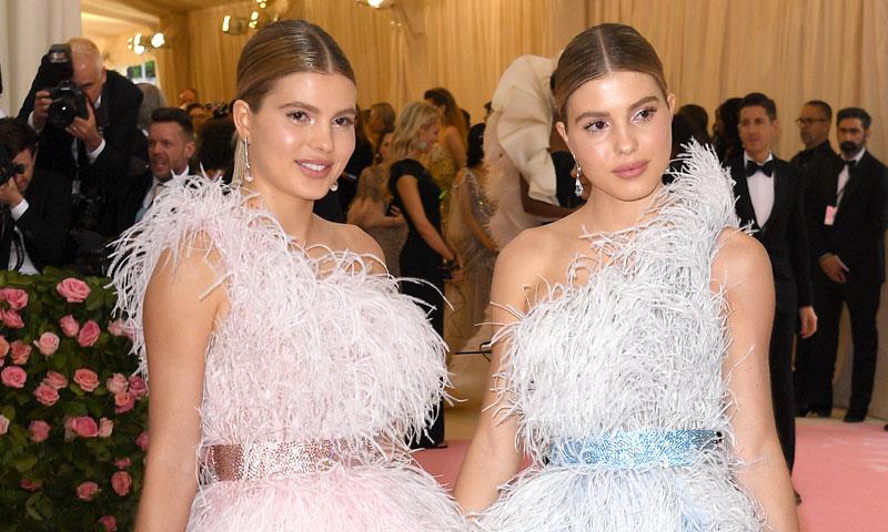 La impresionante puesta de largo de Victoria y Cristina, las hijas de Julio Iglesias, en el Met
