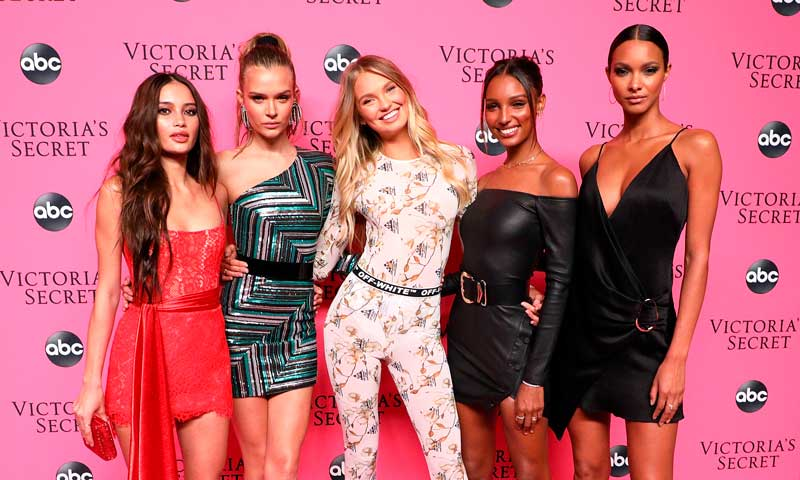 ¿Sabes quién será el próximo ángel de Victoria's Secret en pasar por el altar?