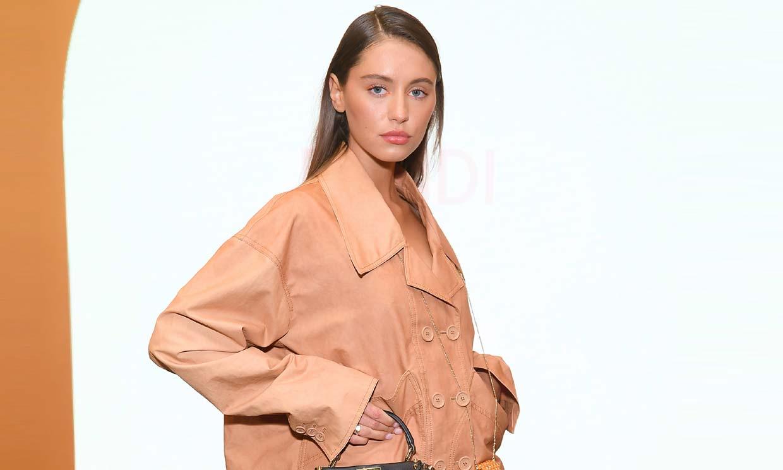 La estrategia de Iris, la hija de Jude Law, para conquistar la industria de la moda