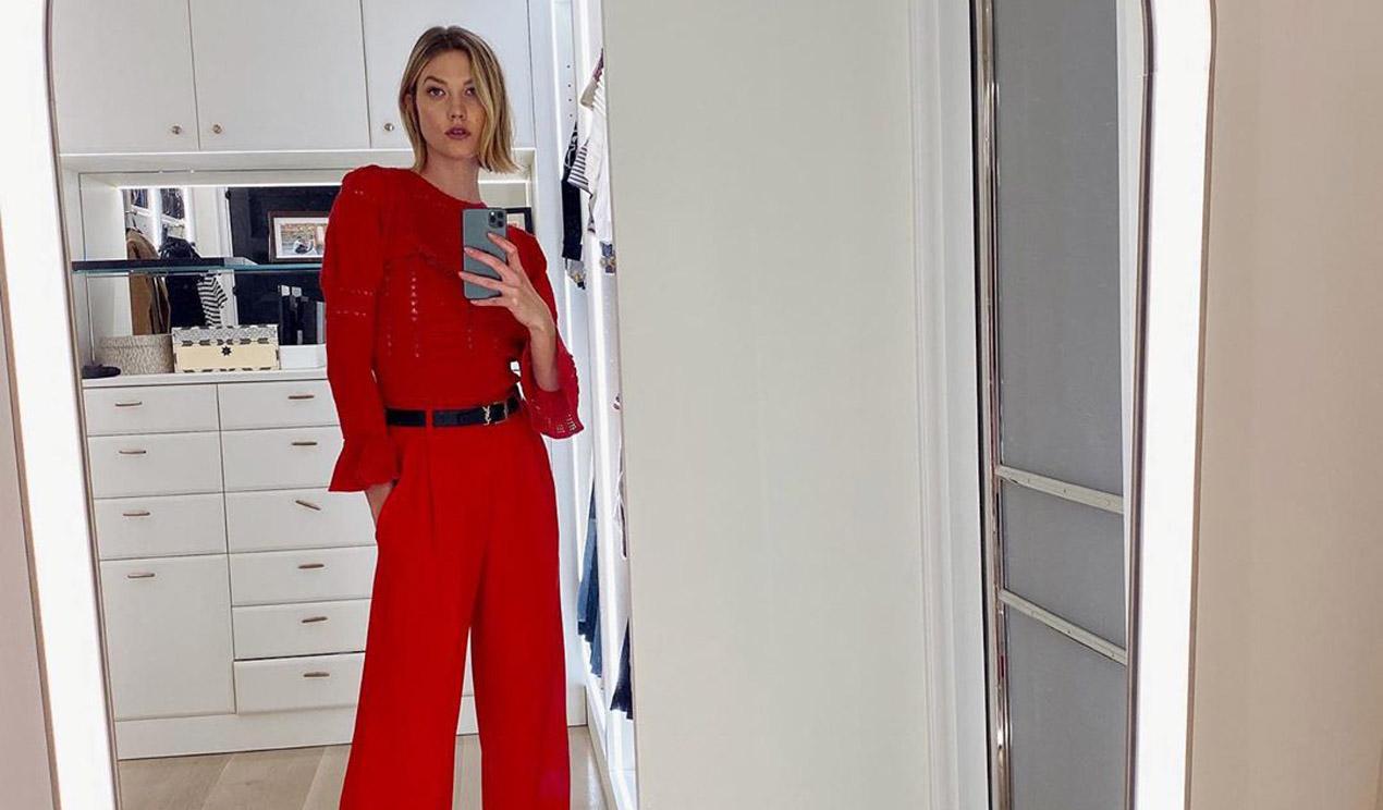 Karlie Kloss nos da sus fórmulas para un efecto 'piernas infinitas'