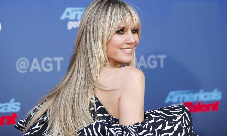 Heidi Klum confiesa que quiere tener un bebé con Tom Kaulitz