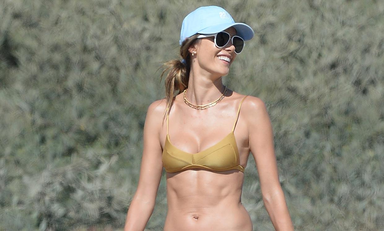 ¡Fabulosa en bikini! Alessandra Ambrosio, 'el cuerpo' de este verano