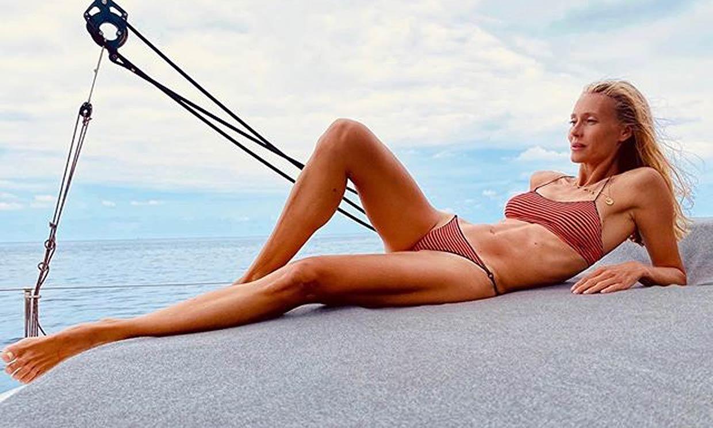 ¡Espectaculares a los 40!: Los posados en bikini de las 'tops' españolas