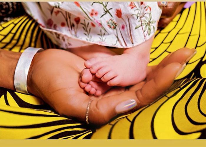 Naomi Campbell hija