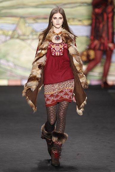 'New York Fashion Week' otoño-invierno 2009-2010: Fin de fiesta