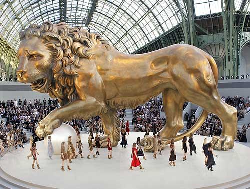 Duelo de titanes en la Alta Costura: Chanel y Stéphane Rolland