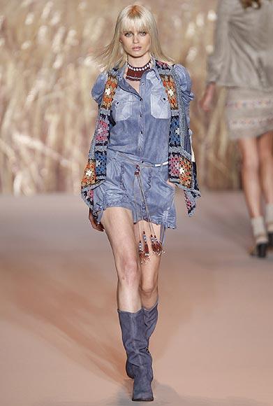 'Mercedes-Benz Fashion Week' primavera-verano 2011: Nueva York pone el 'broche de oro' a sus desfiles