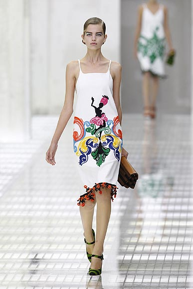 desfiles Milan Fashion Week primavera-verano 2011 Prada
