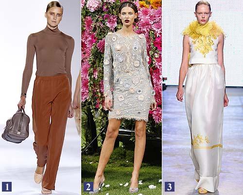 París 'Fashion Week' primavera-verano 2011 desfiles