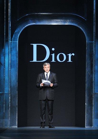 Dior presenta sus propuestas para otoño-invierno 2011-2012 sin la presencia de John Galliano