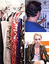 Nos colamos en las pruebas del desfile de Custo Barcelona en la Semana de la moda de Nueva York