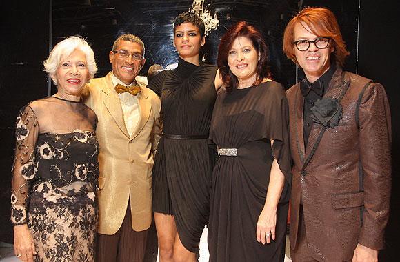 Arranca DominicanaModa 2011 con premios... y muchas emociones y sorpresas