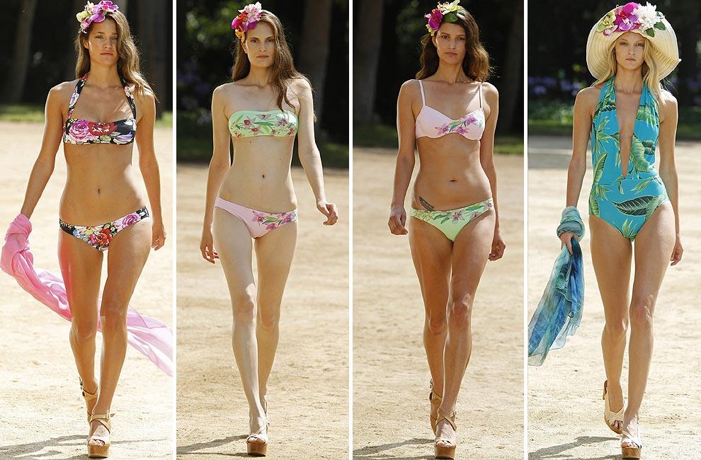 080 Barcelona Fashion pone el 'broche de oro' con propuestas 'multimarca'