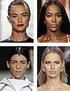 Naomi Campbell, Liberty Ross y Carolyn Murphy se suben a la pasarela de la 'New York Fashion Week' primavera-verano 2013