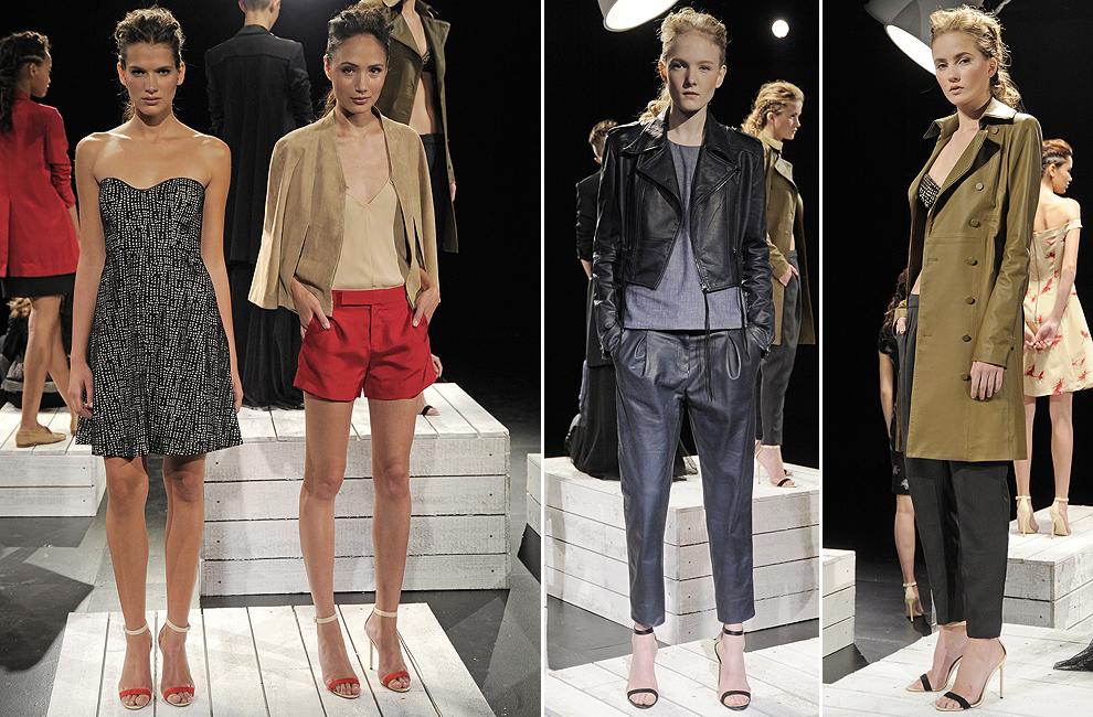 Katie Holmes debuta en la Semana de la moda de Nueva York con su firma Holmes & Yang