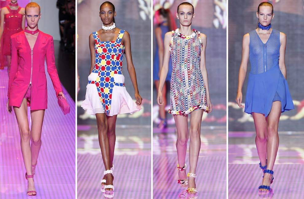 Milán 'Fashion Week': Emilio Pucci, Dolce & Gabbana, Missoni...
