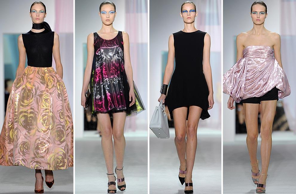 continúa mostrando nuevas propuestas durante su 'Semana de la Moda