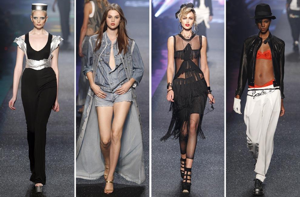 París 'Fashion Week': Viktor & Rolf, Cacharel, Vivienne ...