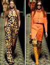 París 'Fashion Week': Cacharel, Jean Paul Gaultier, Loewe, Kenzo...