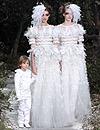 Chanel recrea un bosque en el Gran Palais de París para mostrar su Alta Costura primavera-verano 2013