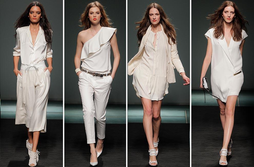 080 Barcelona Fashion inaugura su 11ª edición con las nuevas propuestas de Mango