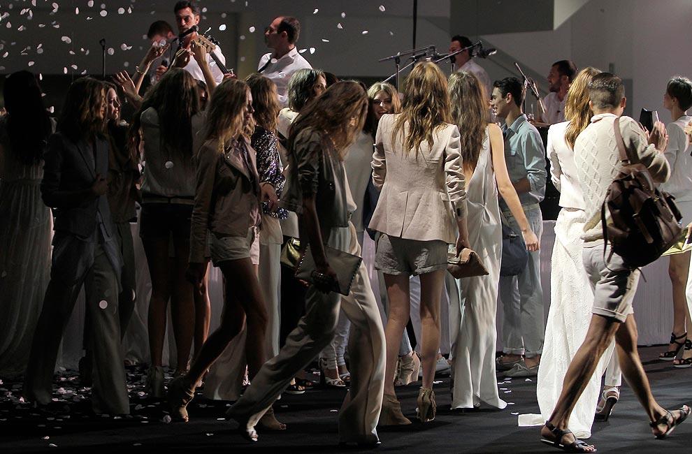 080 Barcelona Fashion otoño-invierno 2013-2014 Mango