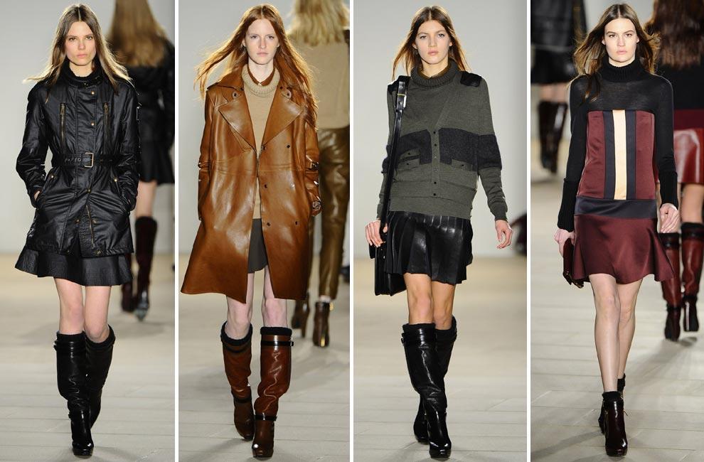 New york fashion week oto o invierno 2013 2014 carolina herrera marc by marc jacobs belstaff - La moda de otono ...