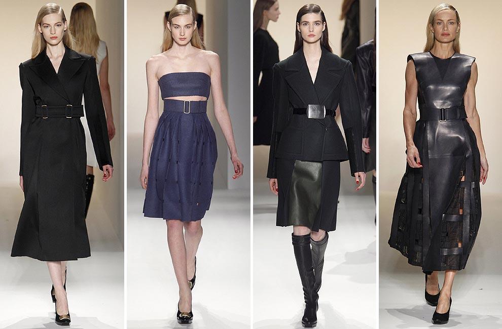 Concluye la pasarela 'New York Fashion Week': Calvin Klein Collection, Ralph Lauren y Marc Jacobs