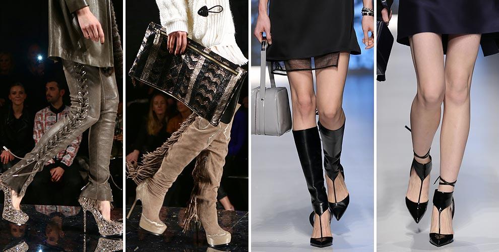 Botas y zapatos Milán