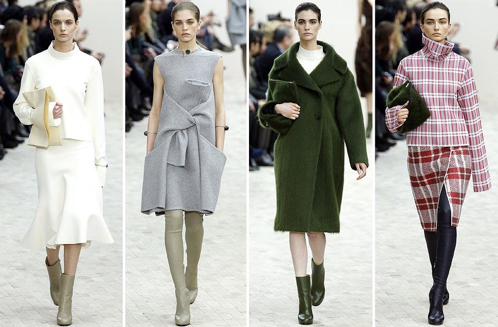 Loewe, Givenchy, John Galliano, Céline… ¿Cómo 'visten' el otoño-invierno de 2013-2014?