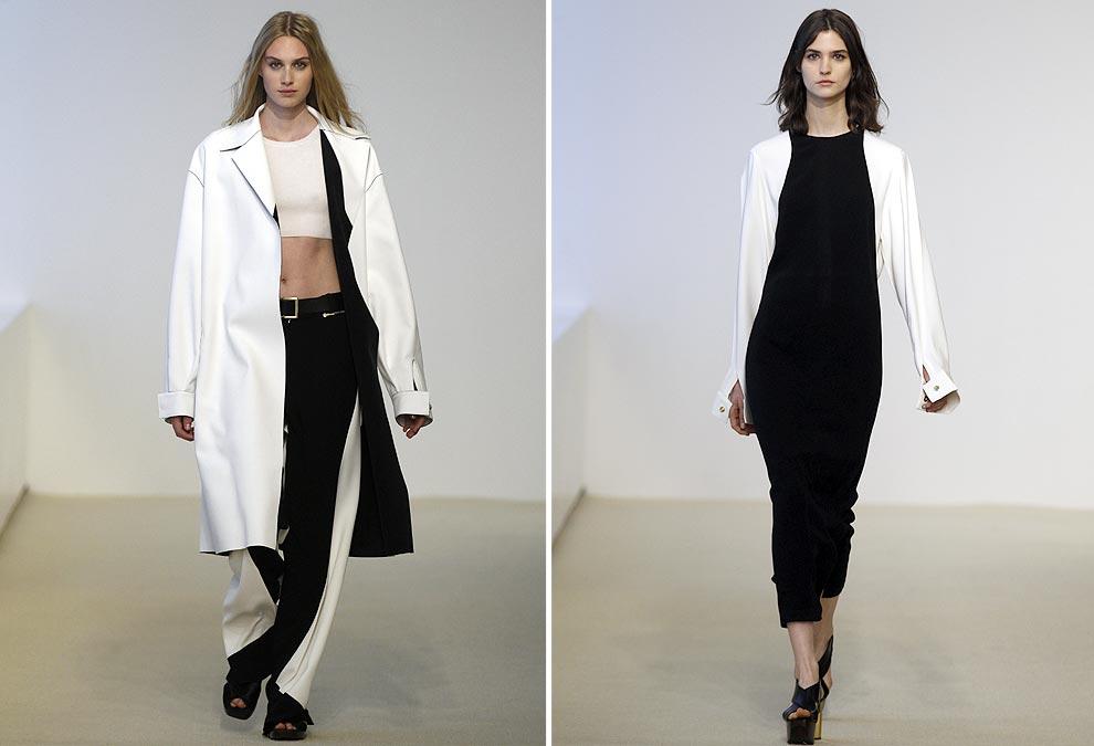 El arte se hace moda con la colección 'Resort' 2014 de Calvin Klein Collection
