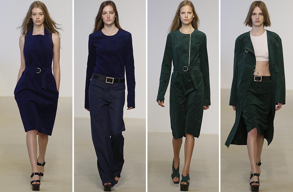 El arte se hace moda con la colecci n resort 2014 de for Que significa estilo minimalista