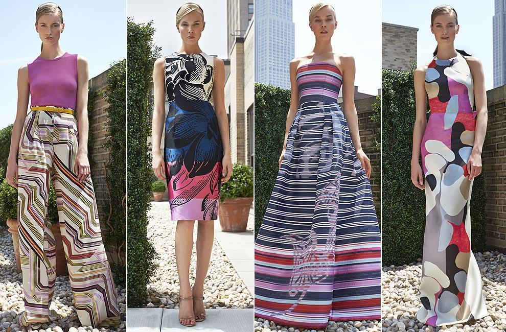'Resort' 2014: Así son las propuestas de Givenchy, Emanuel Ungaro, Emilio Pucci, Carolina Herrera y Versace