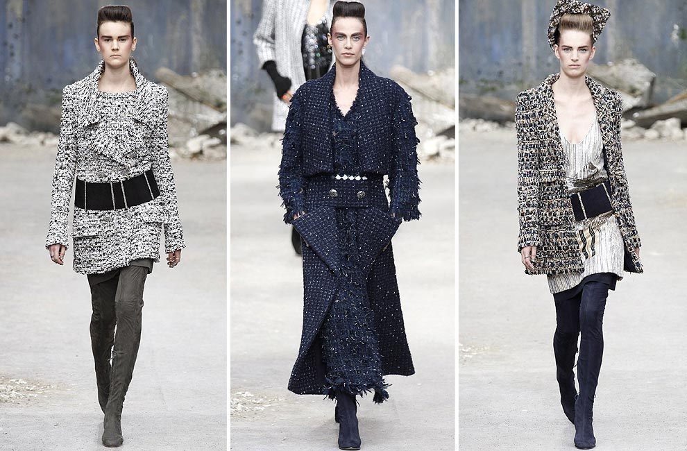 Alta costura oto o invierno 2013 2014 chanel for Chanel alta moda