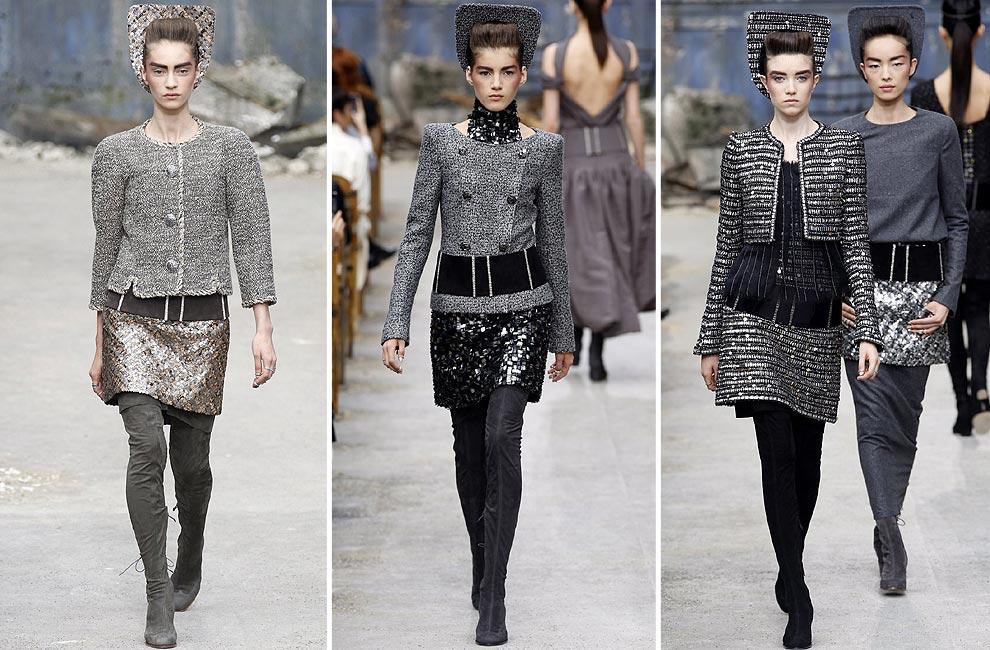 Chanel Alta Costura otoño-invierno 2013-2014