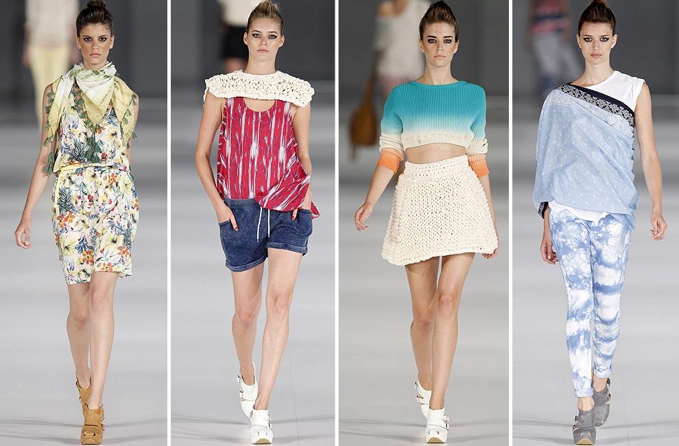 080 Barcelona Fashion primavera-verano 2014 celebra una cuarta jornada
