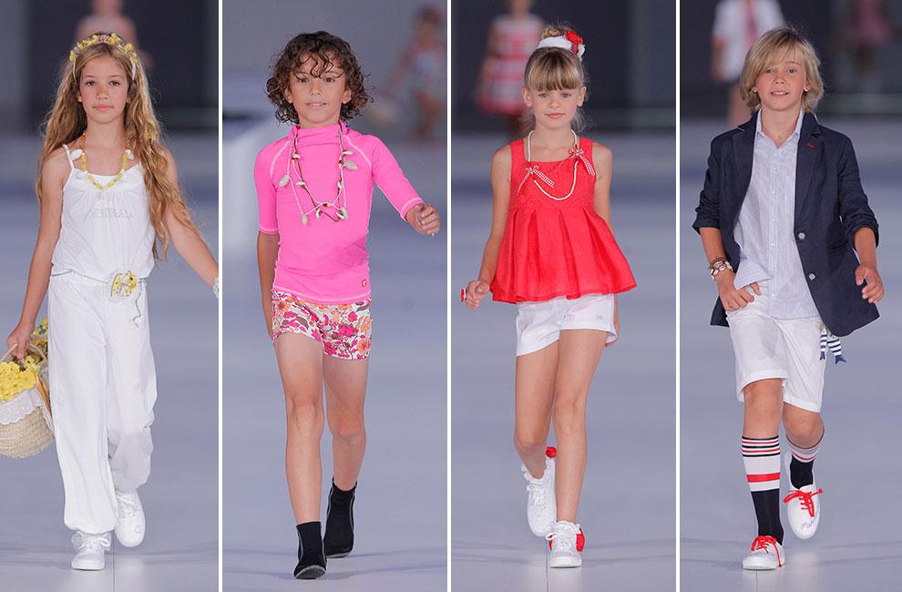 080 Barcelona Fashion primavera-verano 2014 llega a su fin con una quinta jornada 'para todos los públicos'
