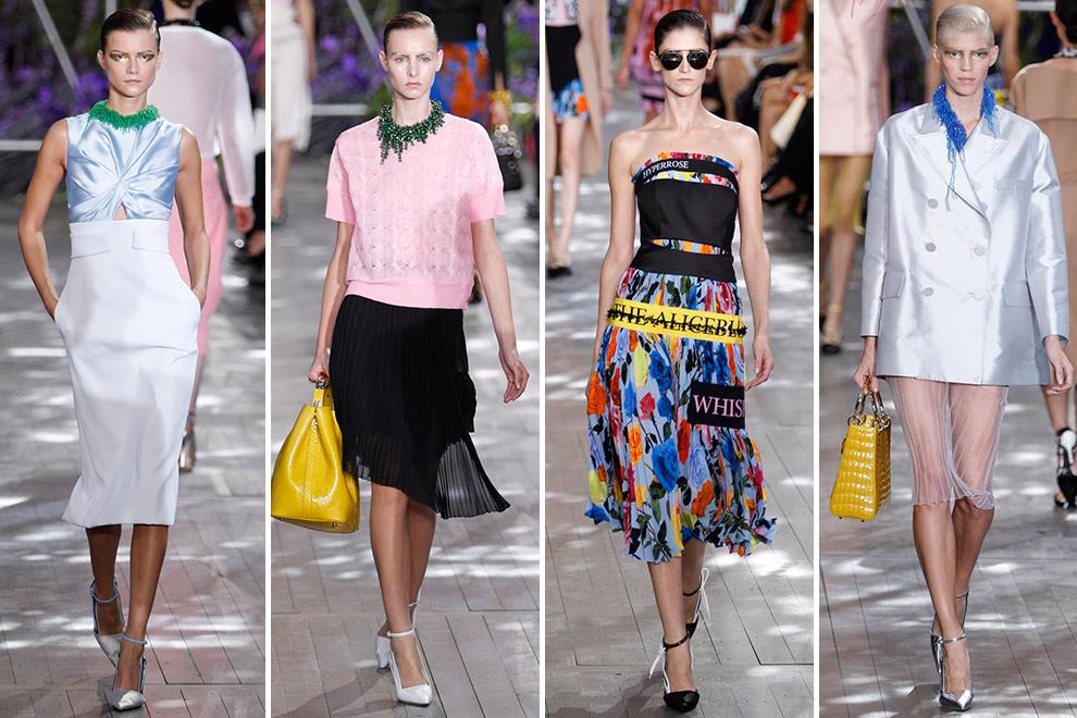 35a7391bbd32 París 'Fashion Week' primavera-verano 2014: Lanvin, Christian Dior ...